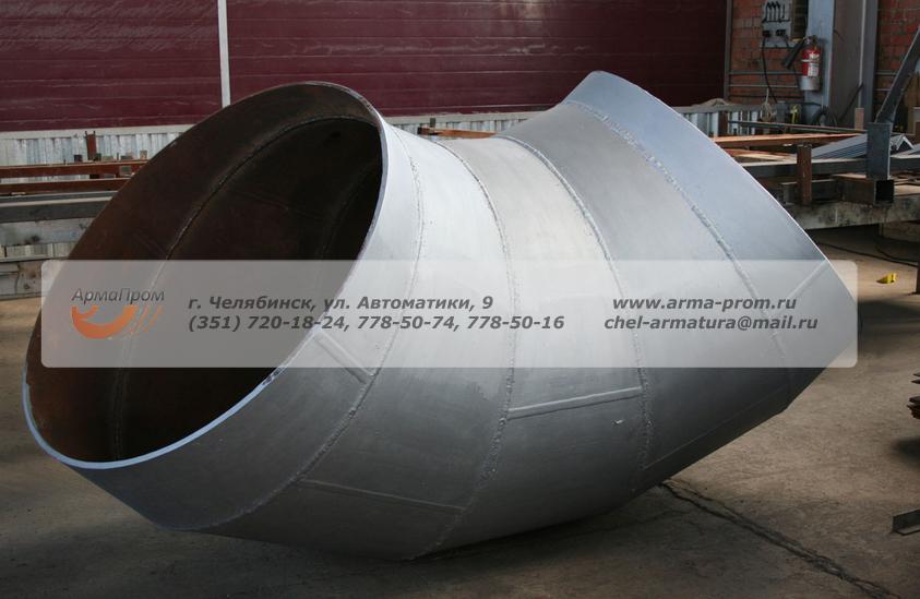 Отводы ОСТ 36 21 77 купить у производителя в Челябинске. Доставка по всей России