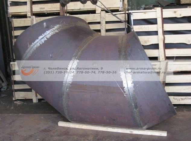 Купить стальные приварные отводы у производителя